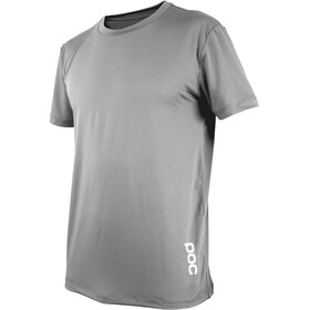 POC Resistance Enduro Light Bike Jersey Shortsleeve Men grey